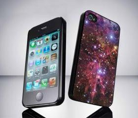 CONE NEBULA STARS - iPhone 4 Case, iPhone 4s Case and iPhone 5 case Hard Plastic Case HNF